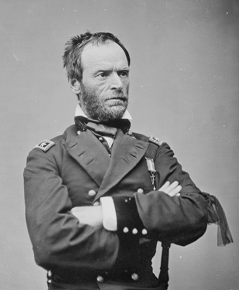 Gen. W T Sherman